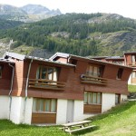 immeubles du VVF Villages Val Cenis