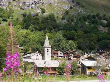 Village bonneval sur arc