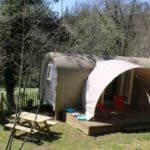tente coco sweet camping moulin de chaules